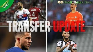 Latest Transfer News Arsenal Liverpool | All Completed New Signings 2018