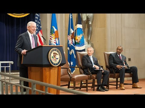 Department of Justice World Elder Abuse Awareness Day Event