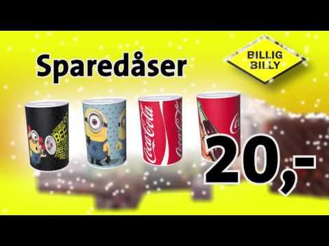 billig billy åbningstider 2015