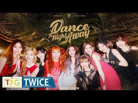 TWICE(트와이스) 'Dance The Night Away' Teaser Images Release…한여름밤 '파티걸'로 변신