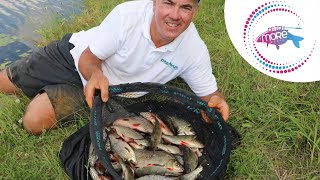 Alan Scotthorne Roach Fishing On The Mexborough Canal...