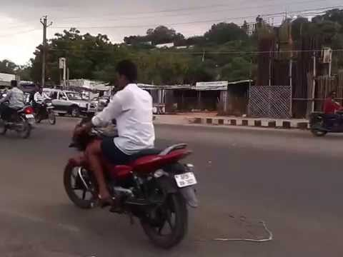 Hyderabad - Old City 2 - From Falaknuma to Nayapul