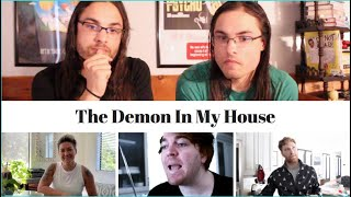The Demon In My House I Reaction // Twin World
