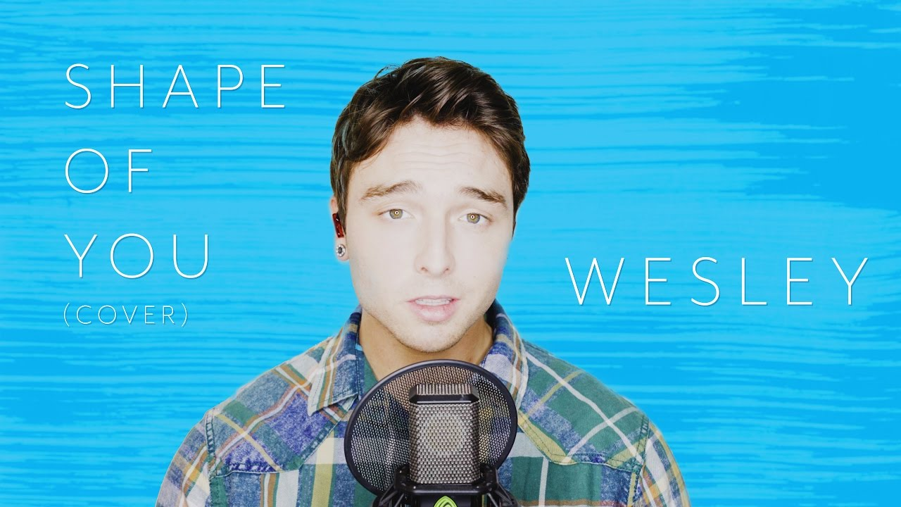 Shape of You - Ed Sheeran ( Wesley Cover )