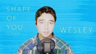 Shape of You - Ed Sheeran ( Wesley Cover )