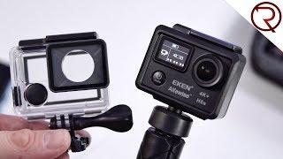 EKEN H6S 4K Action Camera Review & Sample Footage