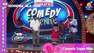 Comedy Super Nite || April 21, 2015 HD Full Episode-Nivin and Manjima