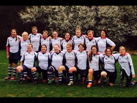 Harlow v Chelmsford Women's Rugby March 2015