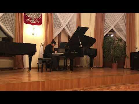 Qing Xu:Rachmaninoff tableaux Etude op33no.6