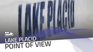Lake Placid | Bobsleigh Point Of View | IBSF Official