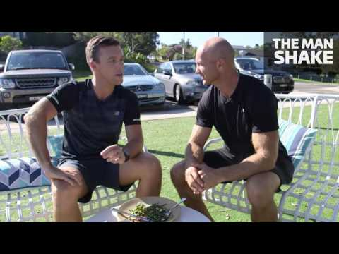 Fast 5 - Celebrity Health and fitness  - James Bracey