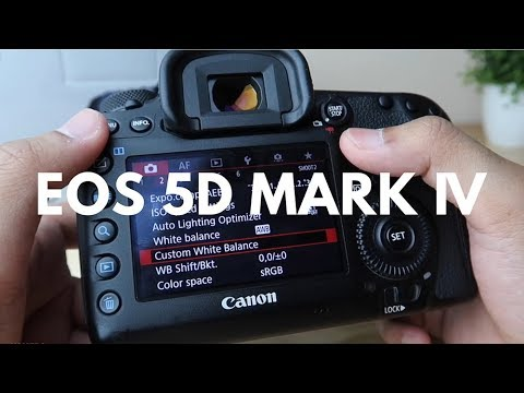 45 Juta? Fitur & Menu Nya Kok Gini, Review Canon EOS 5d Mark IV