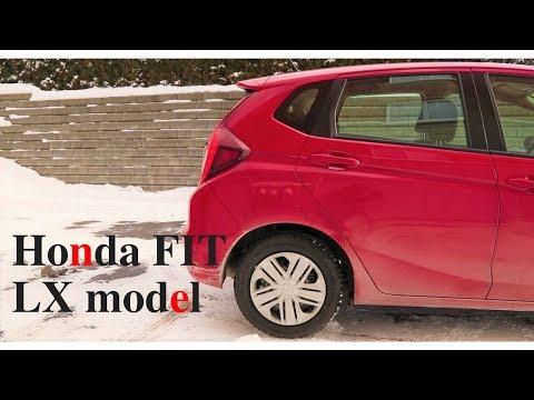 2018 Honda Fit Review