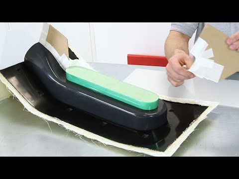 Fibreglass/FRP Split-Mould Making Guide (Carbon Fibre Airbox Pt.2)