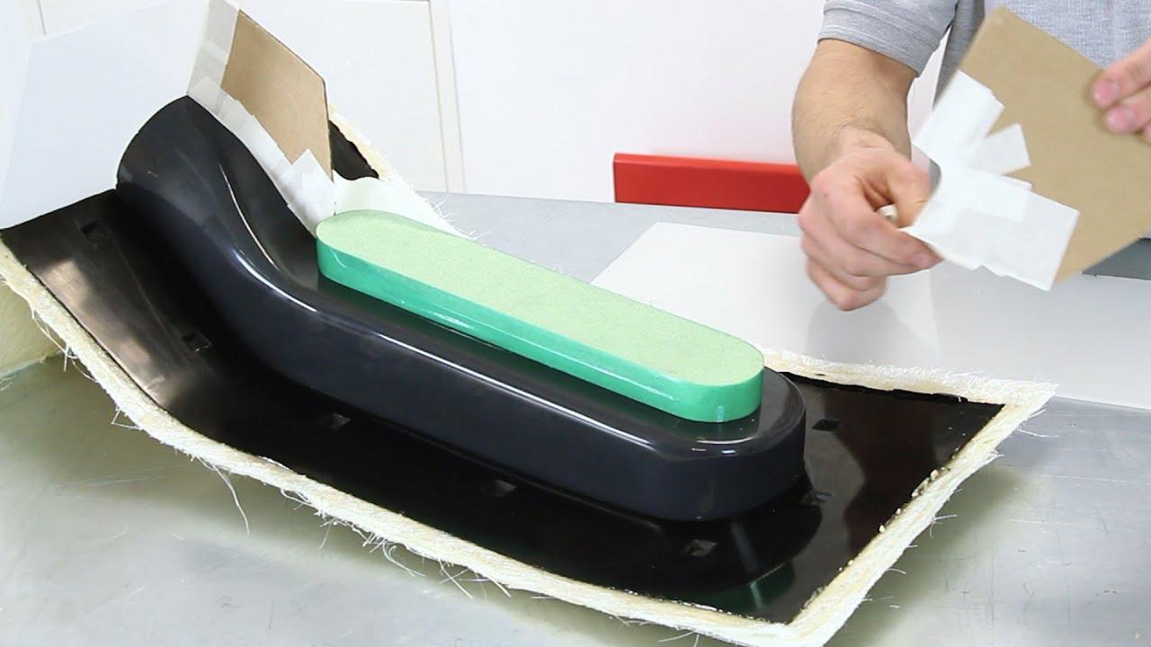 Carbon Fiber Mold Making