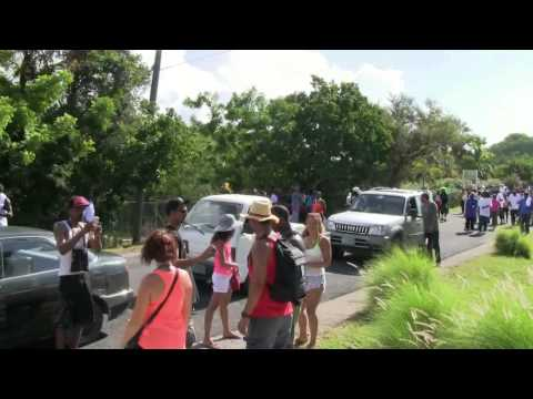 Anguilla Jouvert Morning 2013