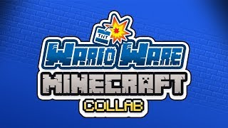 WarioWare Minecraft Collab - Minecraft Animation