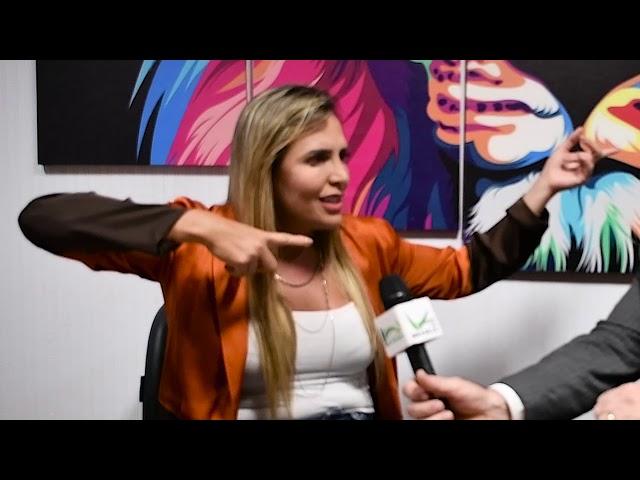 Entrevista com a Deputada Federal CELINA LEÃO