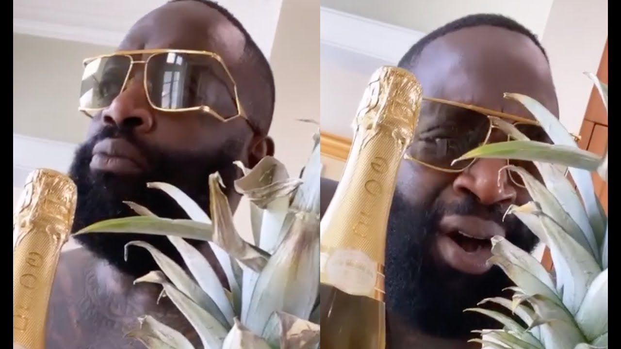 Rick Ross Wakes Up In The Morning Bumping Old 50 Cent