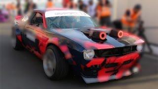 Best of Drift AllStars - Yas Marina Circuit (LOUD!)