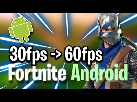 How To Get Increased FPS And Reduced Lag On Fortnite Android (No Root/PC/Computer Needed)