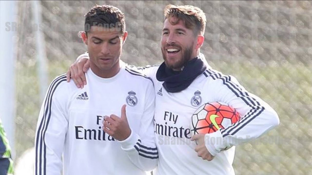 What happened between Sergio Ramos and Cristiano Ronaldo ... |Sergio Ramos And Cristiano Ronaldo