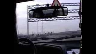 Инструктор по вождению, СПб,  урок на КАД(, 2014-02-20T06:16:26.000Z)