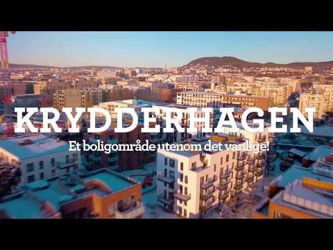 Nye leiligheter med rå utsikt - Krydderhagen