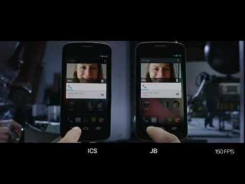Android à la Google I/O 2012 - Keynote Jour 1 VOSTFR