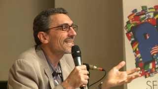 Claudio  Monge al Sermig - Università del Dialogo