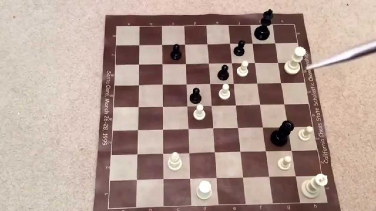 how to get checkmate in 2 moves