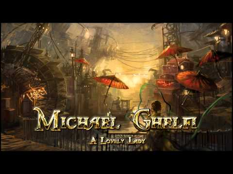 Orchestral Steampunk Music - A Lovely Lady by Michael Ghelfi