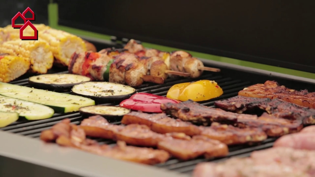 Tepro Gasgrill Fairmont Test : Enders gasgrill brenner kansas black k turbo« otto