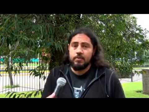 Miguel Patiño, músico, habla sobre el RUAC