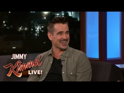 Download Youtube: Colin Farrell Reveals Best Burger
