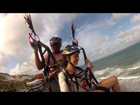 Programa AVENTURADOS - Paraglider na Via Costeira
