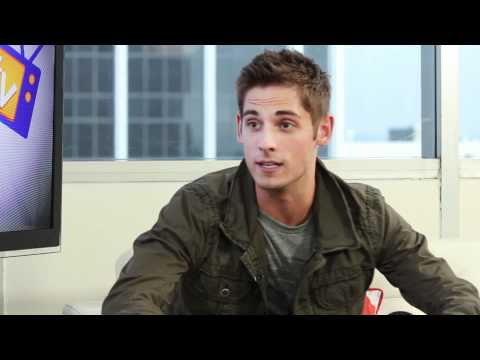 "Jean-Luc Bilodeau ""Baby Daddy"" Interview"
