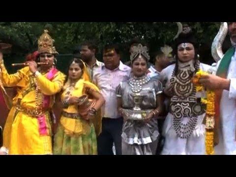 India celebrates Holi, festival of colours
