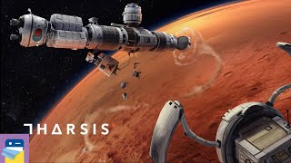 Tharsis: iPad Gameplay Part 1 (by Choice Provisions)