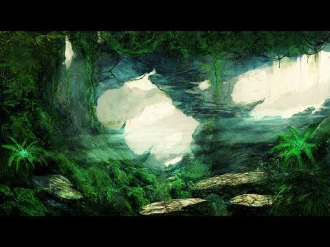 Dark Jungle Music - Prehistoric Jungle