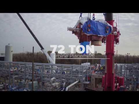 Major Project Milestone at CB&I's NET Power Pilot Plant