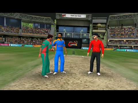 14th March Tri series 5th T20 Match Bangladesh Vs India World Cricket Championship 2 Gameplay
