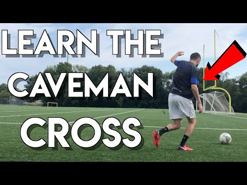 TOP 5 CROSSING HACKS - HOW TO CROSS A SOCCER BALL