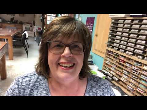 Talkin' on Tuesday @2!  Featuring Darling Donkeys stamp set!