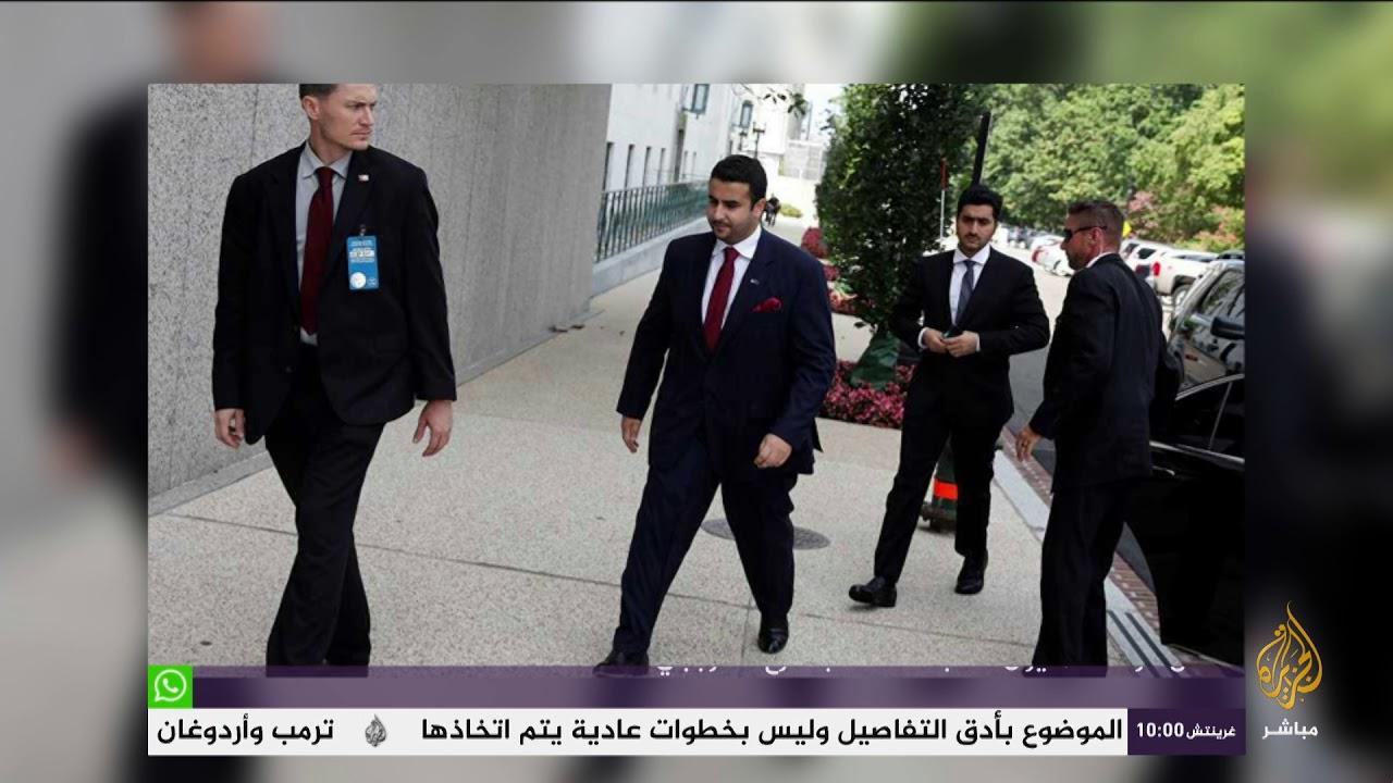 مصادر: ماهر المطرب اتصل بمكتب محمد بن سلمان أثناء تنفيذ العملية 4 مرات!