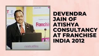 Devendra Jain of Atishya Consultancy at
