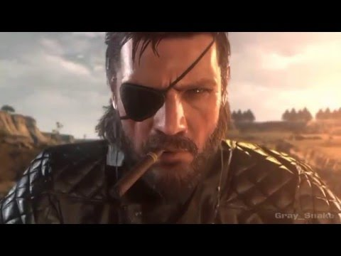 MGSV Tribute  Trailer  Calling to the Night