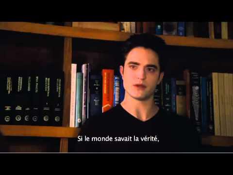 Twilight - Chapitre 5: Révélation (2ème partie) - Bande-annonce VOSTFR streaming vf