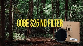 The Best Cheap ND Filter on the Market (under $25)