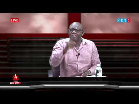 THE SEAT WITH CHRISTIAN DONKOR -  CHARTERED ACCOUNTANT AND ECONOMIST (12-02-2020)